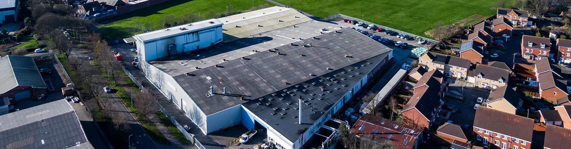 Fenner Dunlup Europe HQ
